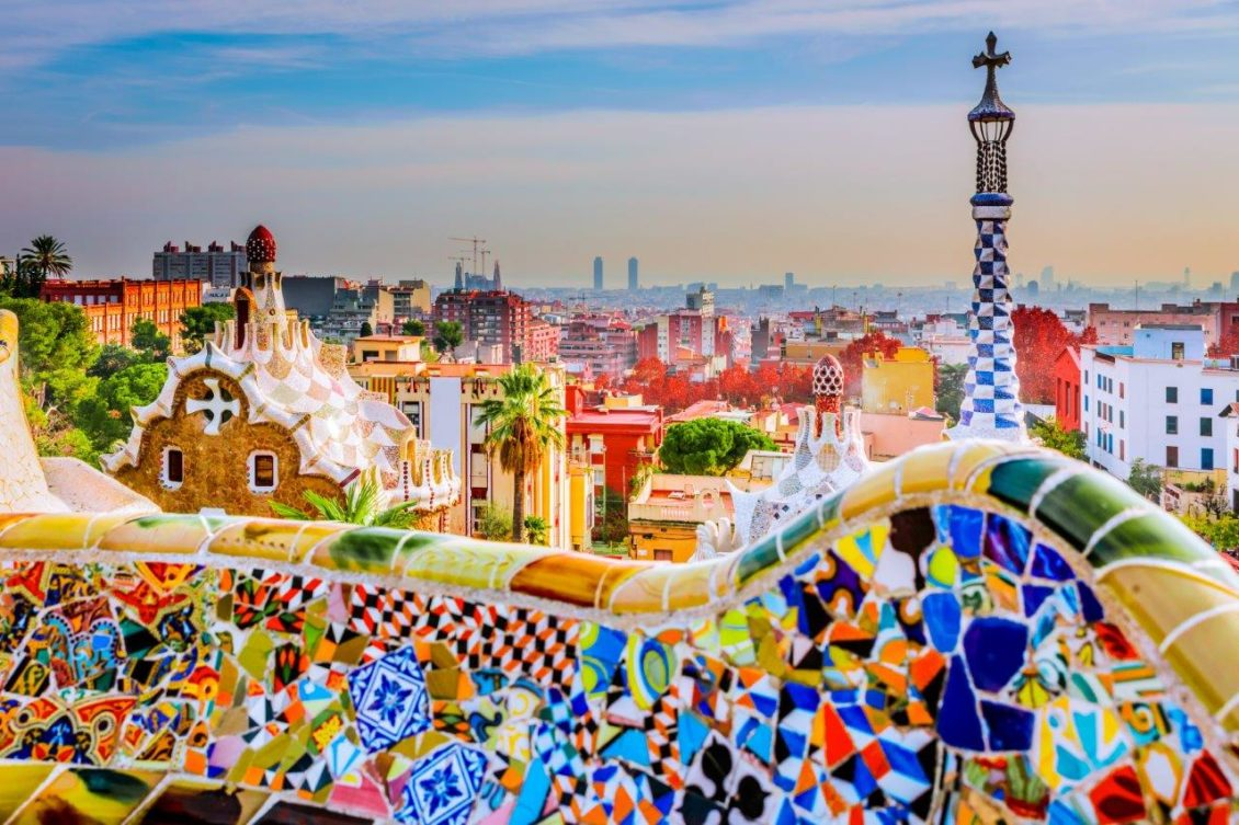 Skiptheline Tickets for Park Guell Barcelona