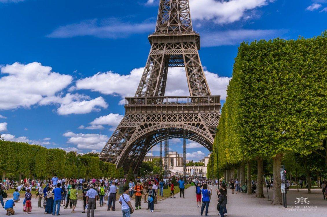 Skiptheline tickets for Eiffel Tower Paris