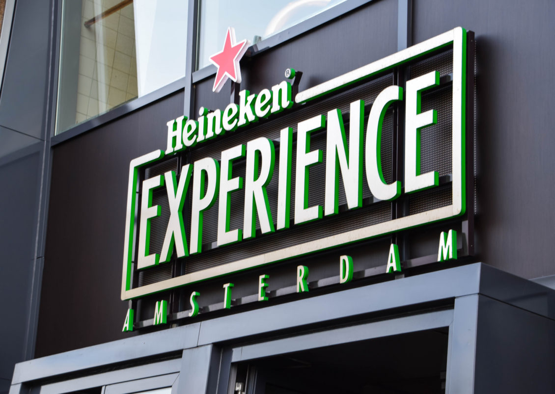 Heineken Amsterdam Tour Tickets