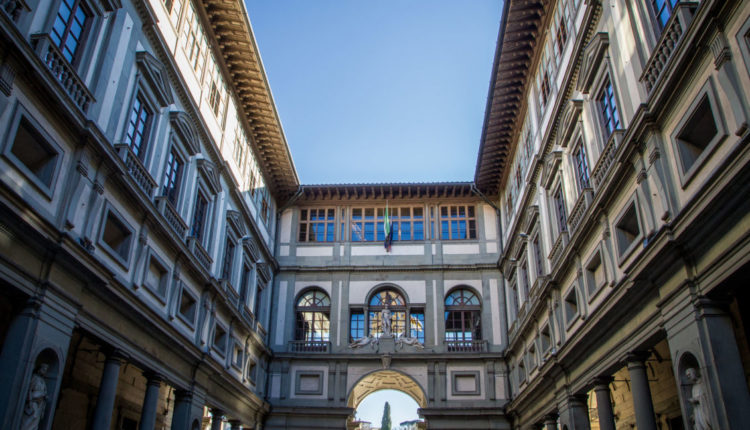 Skip The Line Tickets Uffizi Gallery