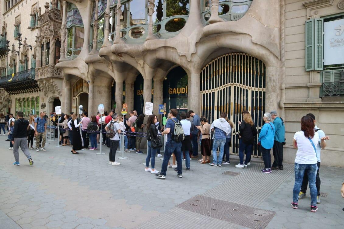 Priority access tickets Casa Battlo Barcelona