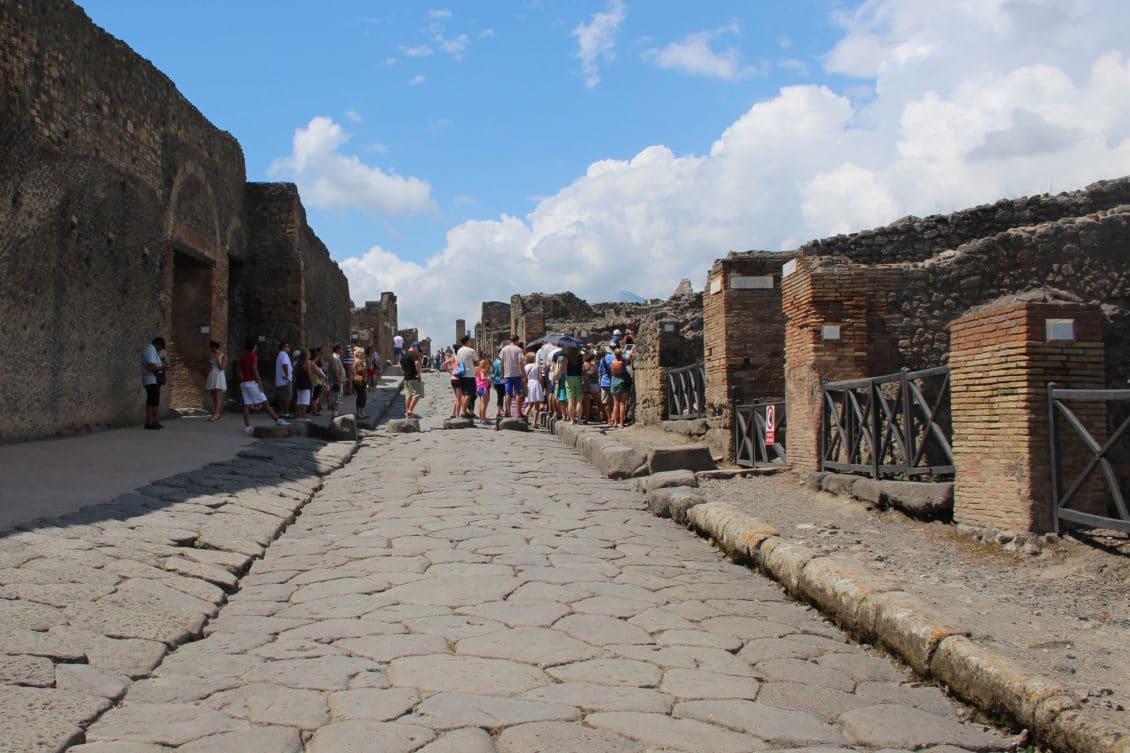 Skiptheline tickets Popmpeii